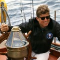 Presidents exercise JFK sailing