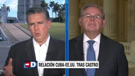 exp cnne interview sen. menendez us cuba relations_00002001