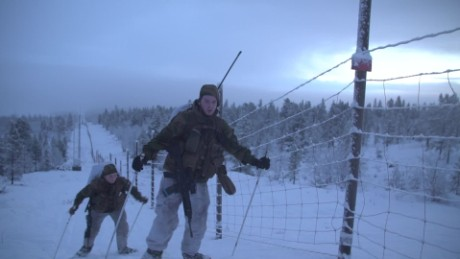 how nato soldiers survive the artic cold pkg paton walsh_00003826