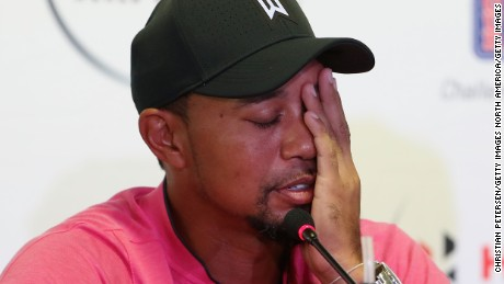 Tiger Woods contemplated the end of his career during his time away from the game with back injuries.