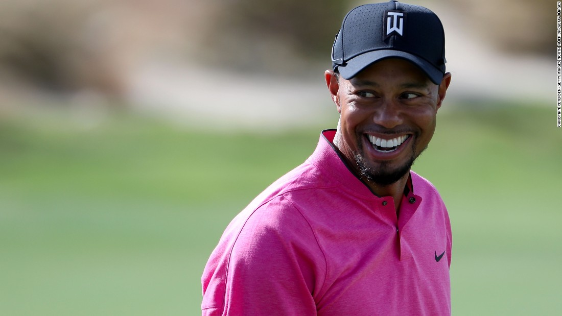 Tiger Woods returned to golf in December after 15 months out because of multiple back surgeries. He won his last PGA Tour event in 2013 and clinched the last of his 14 majors in 2008.