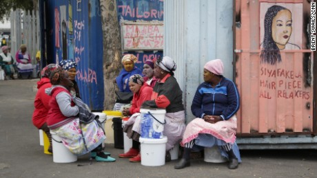 In Gugulethu and other communities, stigma still prevents many people from getting tested or disclosing their HIV status.