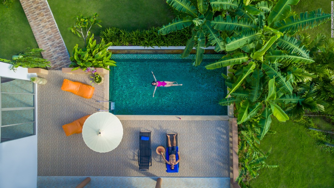 At The LifeCo in Phuket, wellness programs provide attractive alternatives to braving the Christmas frenzy at home.