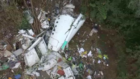 colombia plane crash black box recording darlington pkg_00014119