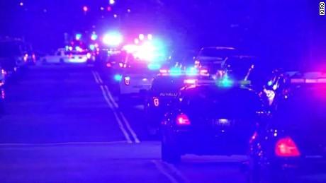 Cop Tacoma shot