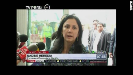 cnnee vo tv peru nadine heredia regresa al país_00003212
