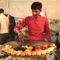 2. Mumbai street foods ragda pattice