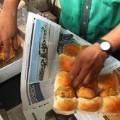 3. Mumbai street food vada pav