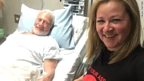 Buzz Aldrin is 'Keeping Up With the Kardashians' as he recuperates