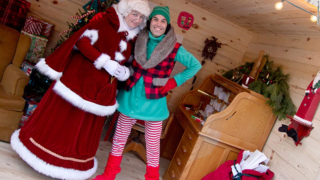 A relative newcomer compared with its European counterparts, Montreal's Grand Christmas Market is celebrating its second year. This year's event has tripled in size to 60 stalls, including a kid-friendly elves' workshop.