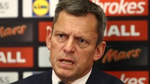English Football Association Chief Executive Martin Glenn has promised a thorough investigation.