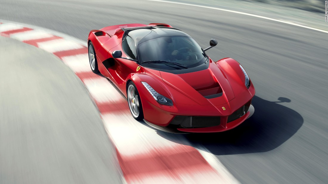 The ultra-exclusive Ferrari LaFerrari uses F1 hybrid tech to deliver its awesome performance.