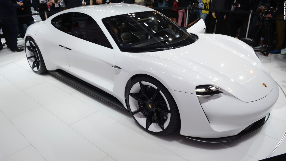 The VW Group is investing heavily in electric vehicles; Porsche has already confirmed it will launch this all-electric performance saloon, called Mission E.