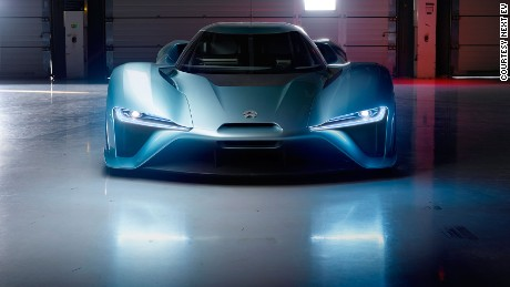 Millions of dollars and 'nothing to lose': How Chinese start-ups are disrupting the electric supercar market