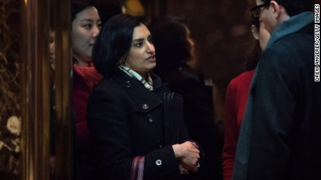 Seema Verma: The Pence ally who could remake health care policy