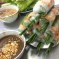 4. Goi Cuon Saigon street foods