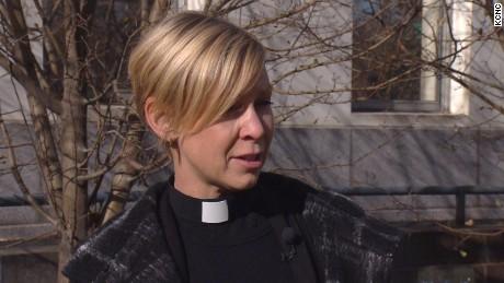 Church allows homeless camp