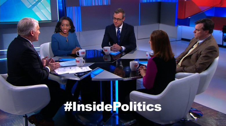'Inside Politics' forecast: Voters' happiness