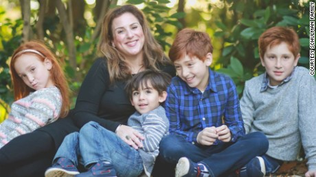 Learning to be a fighter: Young mom struggles with Parkinson's