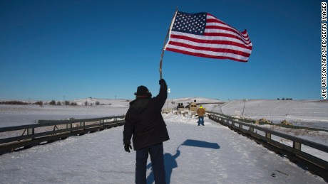 Police have their say about Standing Rock