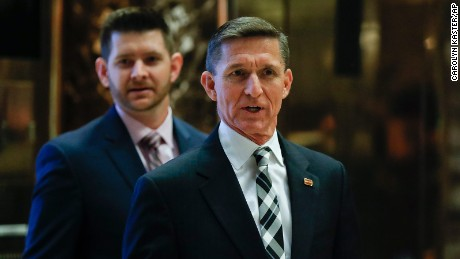 Son of Trump security adviser spread baseless 'pizza gate' conspiracy