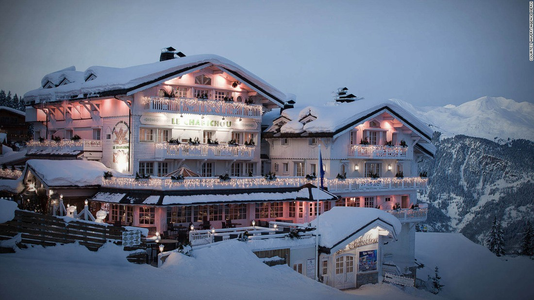 Chabichou stands out from the rest in the Michelin-star studded Courchevel district of France.