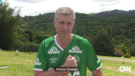 CNN open letter to Chapecoense and their fans