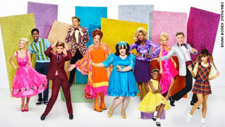 """hairspray Live!"" is the latest in the NBC live, musical franchise."