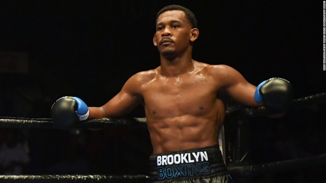 In 2011, American boxer Daniel Jacobs was diagnosed with a life-threatening form of bone cancer, and was partially paralyzed. Told he would never walk again, Jacobs defied the odds by becoming WBA world middleweight champion in 2014.