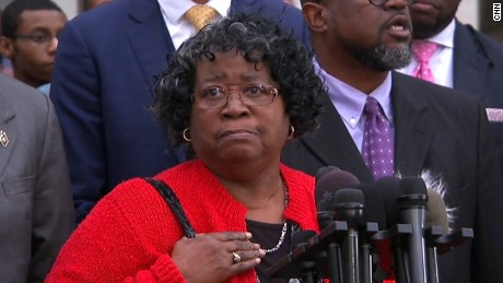 Scott's mother after mistrial: It's not over