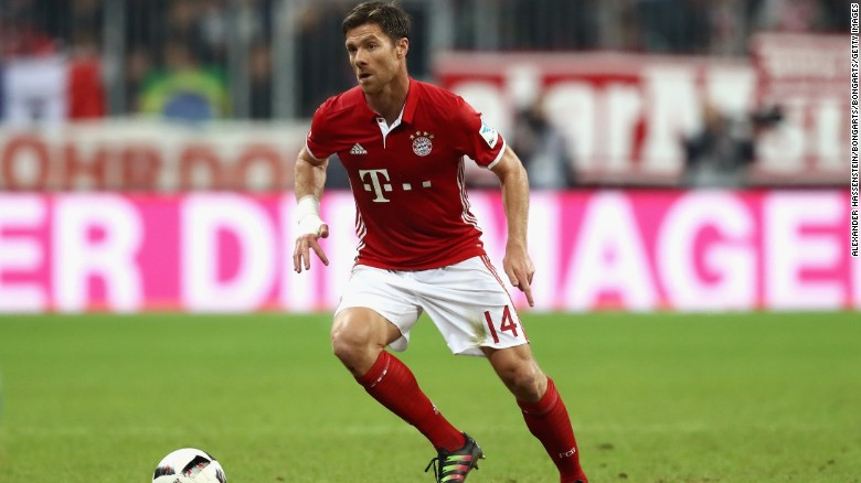 Xabi Alonso: Football's ultimate winner