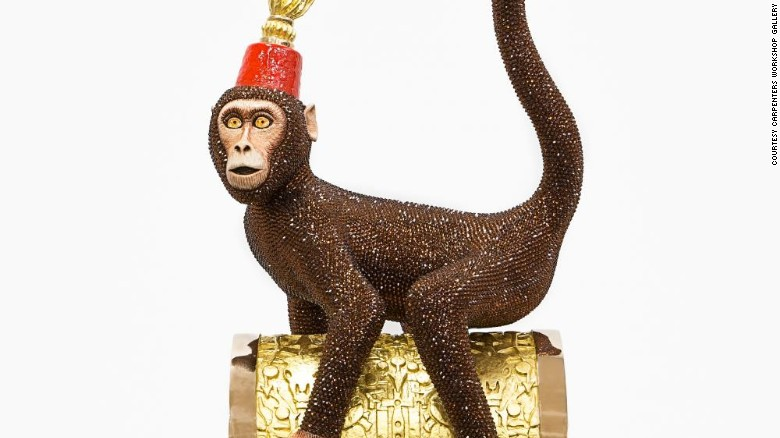 The art world: A load of 'Monkey Business'?