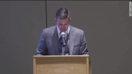 We need an old-school approach to Richard Spencer