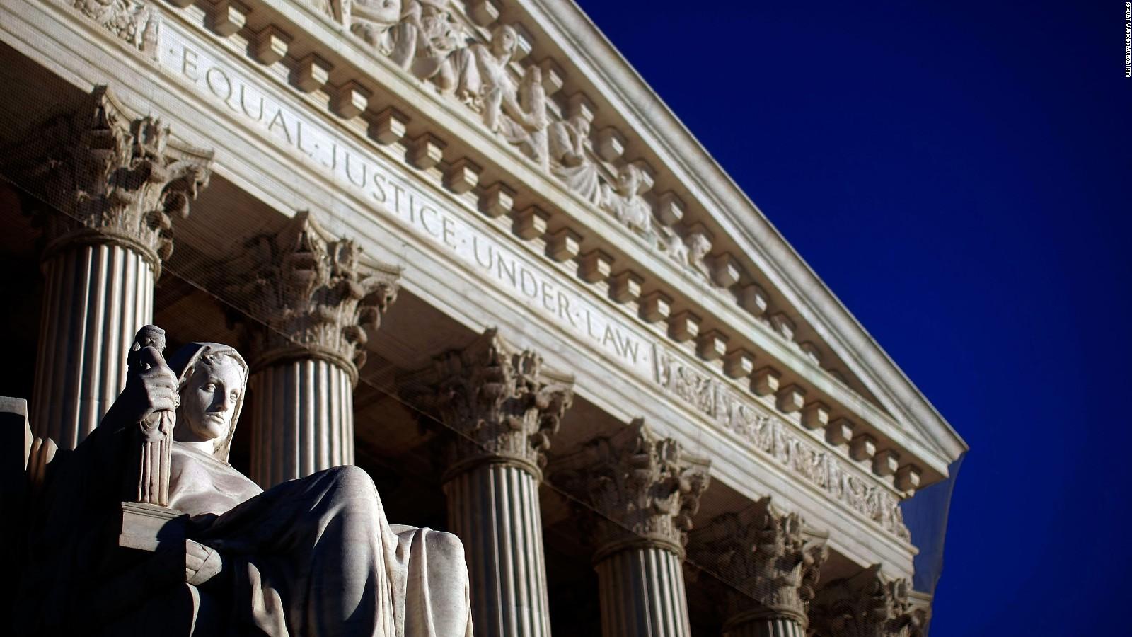 Supreme Court To Hear Partisan Gerrymandering Case CNNPolitics - Electoral map can you hear us now