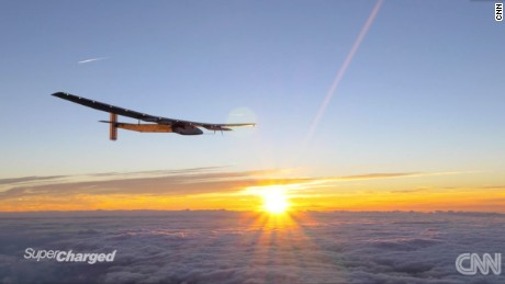 Solar Impulse: 'It feels like science fiction'
