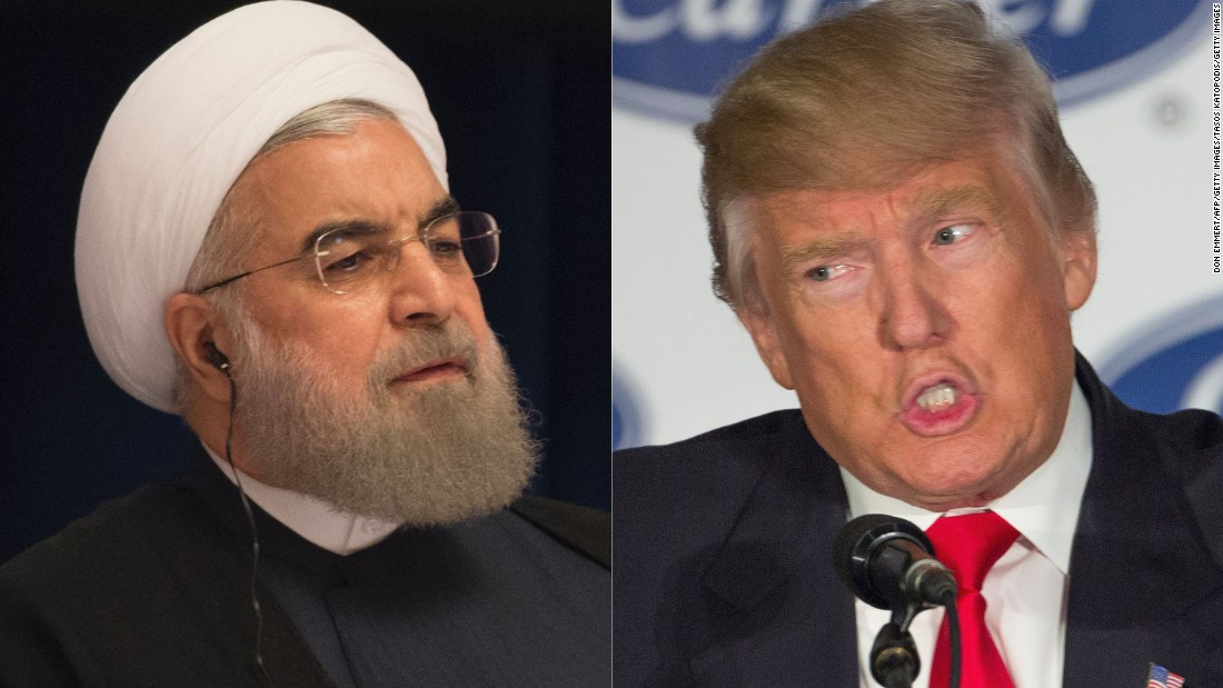 Decertifying the Iran deal: A crisis of Trump's own making