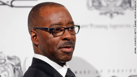 NEW YORK, NY - MARCH 10:  Actor Courtney B. Vance attends the Hasty Pudding Institute of 1770 Honors David Heyman at the Order of the Golden Sphinx Gala at the Appel Room at Jazz at Lincoln Center on March 10, 2014 in New York City.  (Photo by Jemal Countess/Getty Images for The Hasty Pudding Institute of 1770)