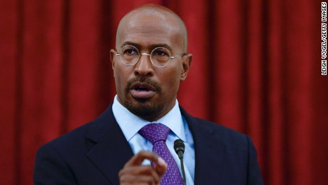 Van Jones: 'The Clinton days are over'