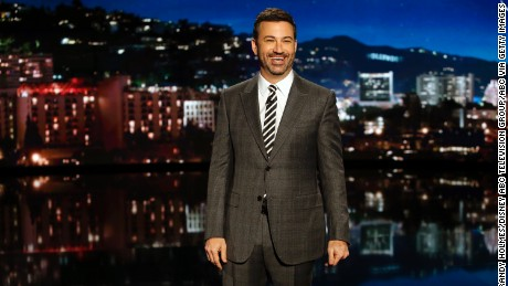 """Jimmy Kimmel Live"" on November 15"