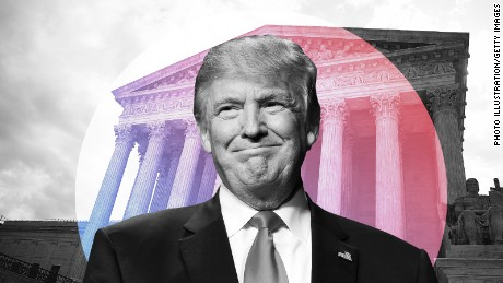 Trump's second Supreme Court pick could be the real drama