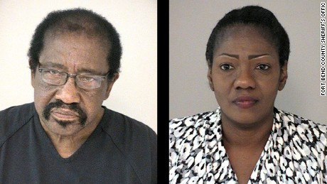 Allen Richardson and Paula Sinclair are facing charges of aggravated kidnapping, and injury to a child/bodily injury in connection with the treatment of seven adopted special needs children