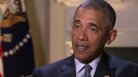 Obama reflects on the unforeseen rise of ISIS