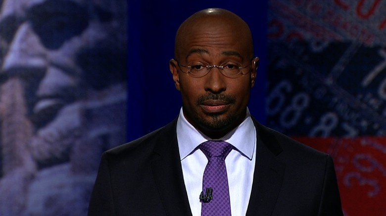 Van Jones: Both political parties kind of suck
