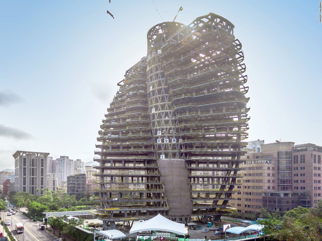 The Tao Zhu Yin Yuan, designed by Vincent Callebaut Architectures, is expected to be completed in September 2017. Scroll through the gallery to see the Tao Zhu Yin Yuan's design as well as other spiraled skyscrapers from around the world.