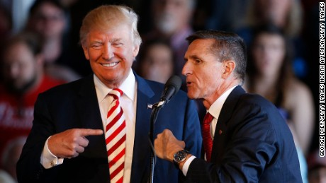 Flynn contacted Russia day of new US sanctions