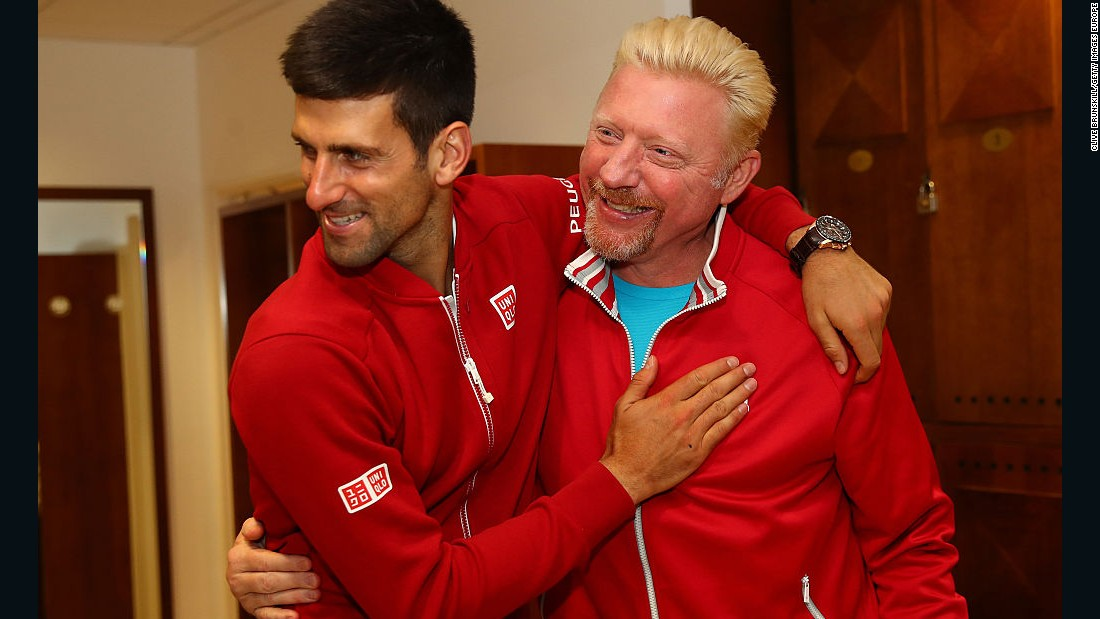 Djokovic and coach Boris Becker parted company in early December, with the Serb not yet naming a replacement.