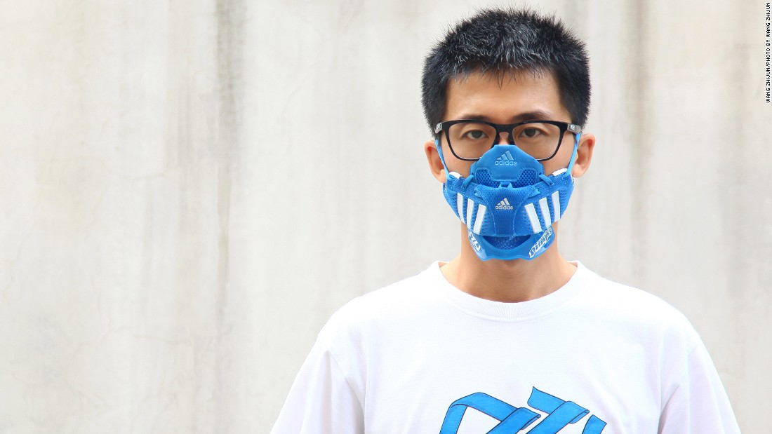 "Wang's Instagram account exploded after the Yeezy mask release. Now, he counts some 12,000 followers, and gets endless requests to sell his creations. ""I am happy that mask raised so much noise,"" he says. ""Though the masks are not and will not be for sale. I just hope I use the interest toward my campaign."""