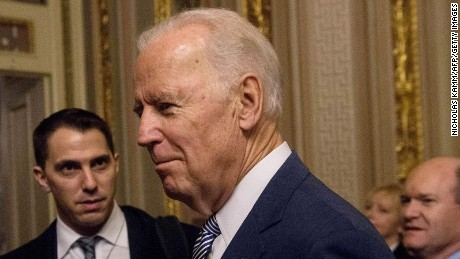 Exclusive: Biden on 'what if' he ran in 2016