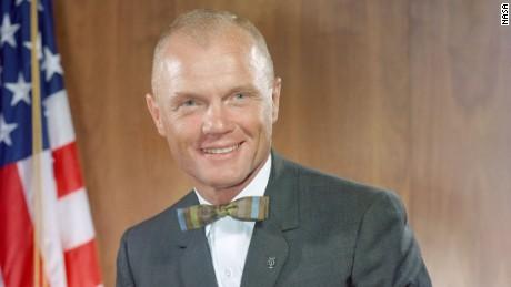 John Glenn: Ex-astronaut, US senator dies at 95