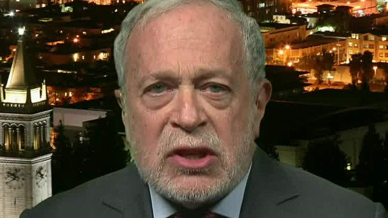 robert reich blasts donald trump union boss tweet intv ac360_00005107